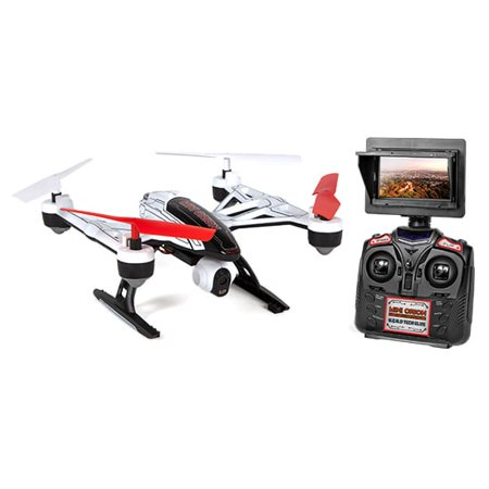 World Tech Toys Elite Mini Orion 2.4GHz 4.5CH LCD Live-View Camera RC Drone- (Mini Orion Live Feed Lcd Screen Drone)