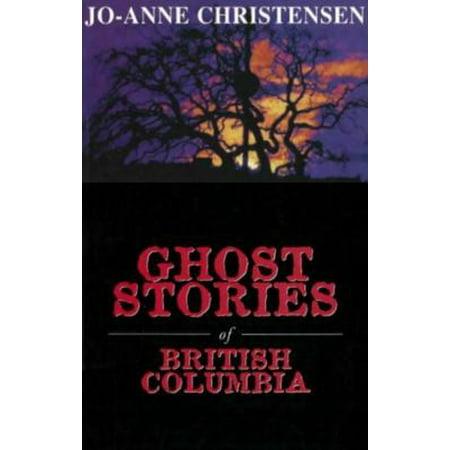 Ghost Stories of British Columbia - eBook