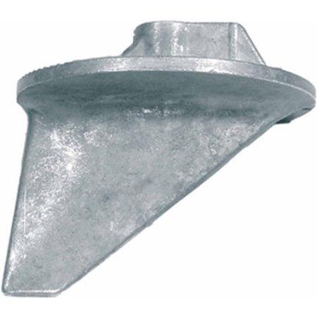 Quicksilver 31640Q 4 Trim Tab Anode Aluminum