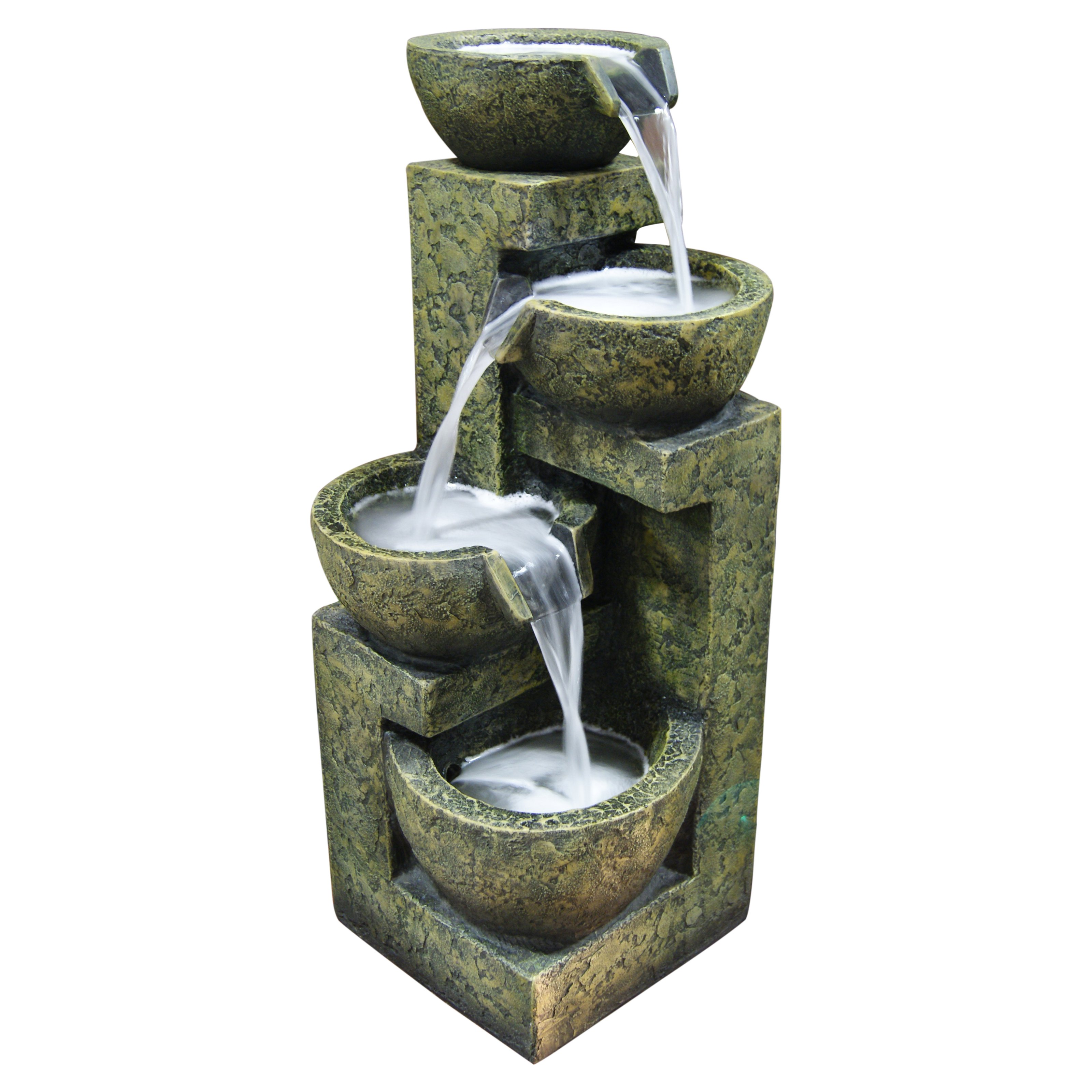 3-Tier Water Fountain by Alpine Corporation