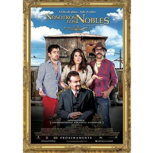 Nosotros Los Nobles [DVD]