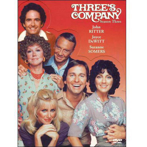 Three's Company: Season Three