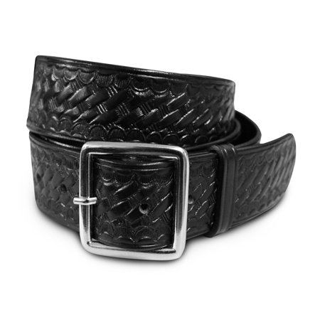 69 Leather - First Class Men's Basketweave 1 3/4