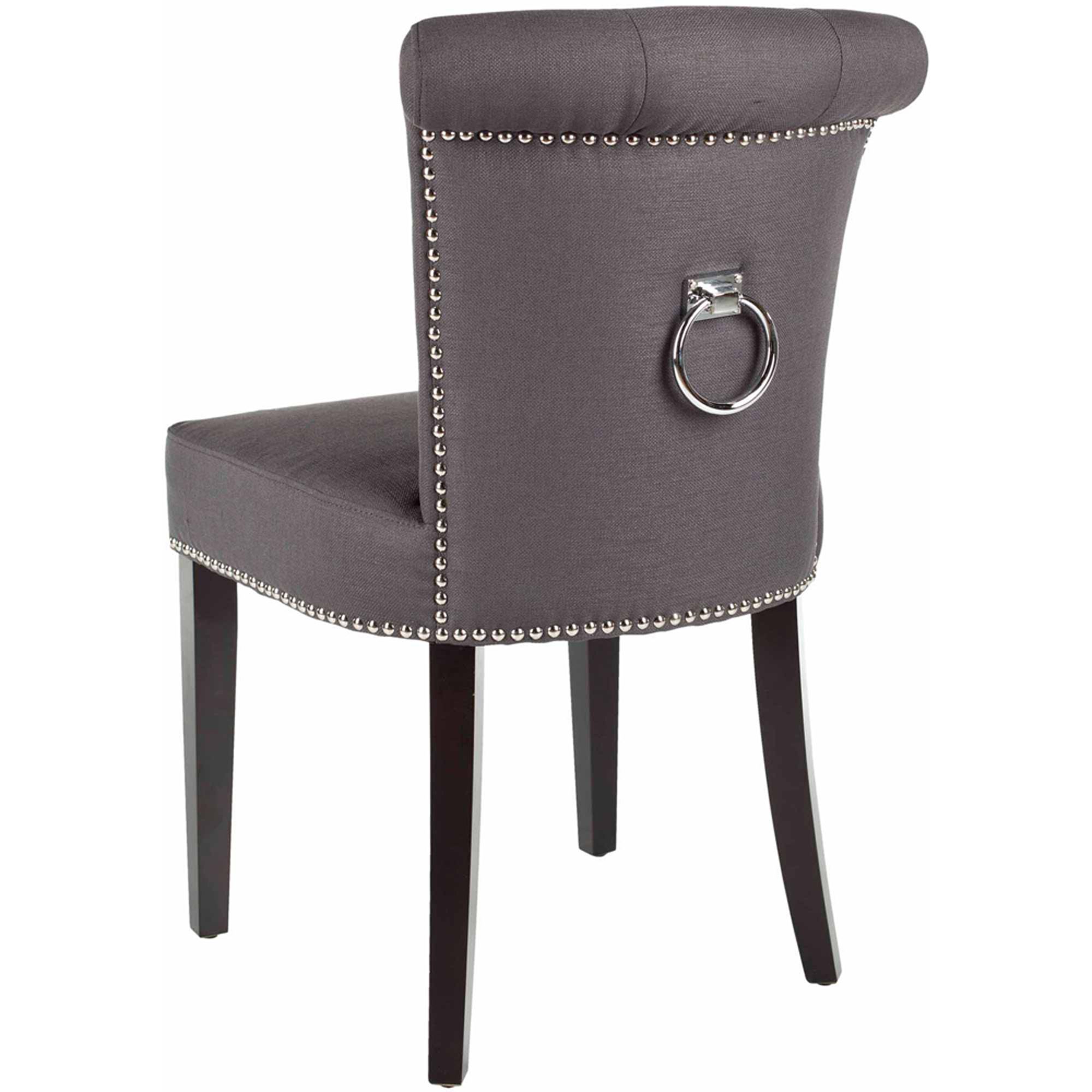 Interesting Ring Back Dining Chair Home Design