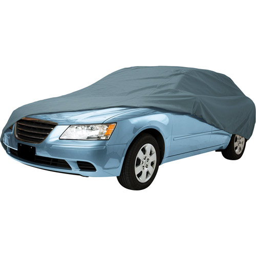 Overdrive Polypro 1 Car Cover