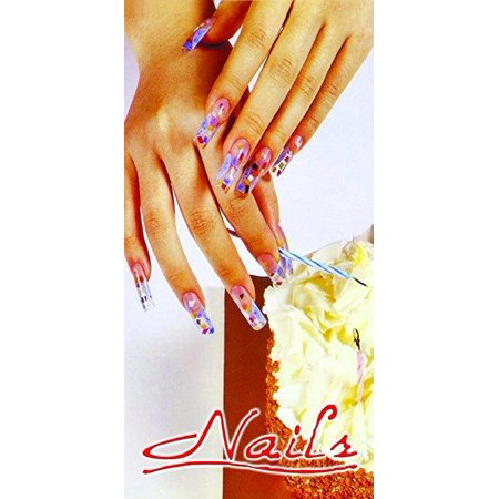 Nail Salon Window Decal Poster, NWP-15