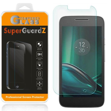 For Motorola Moto G4 Play / Motorola Moto G Play (4th Gen) - SuperGuardZ Tempered Glass Screen Protector [Anti-Scratch, Anti-Bubble] + 2 Stylus Pen](Halloween Fun Sheets For 4th Grade)