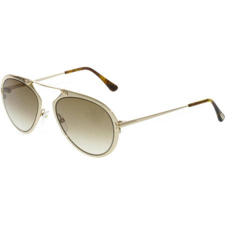 """Tom Ford Men's """"Dashel"""" Aviator Sunglasses FT0508"""