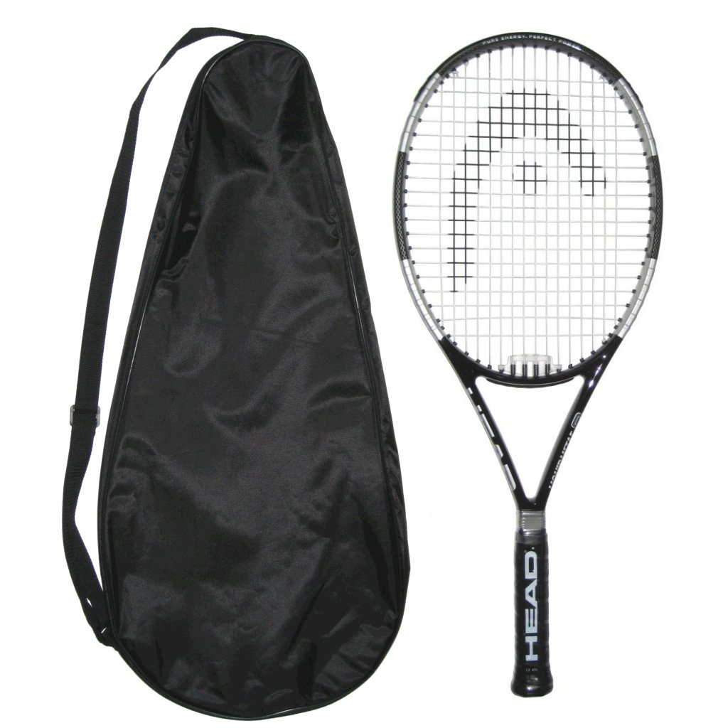 Head Liquid Metal 8 Tennis Racquet Strung with Cover Choice of grip size by Head Racquet Sports