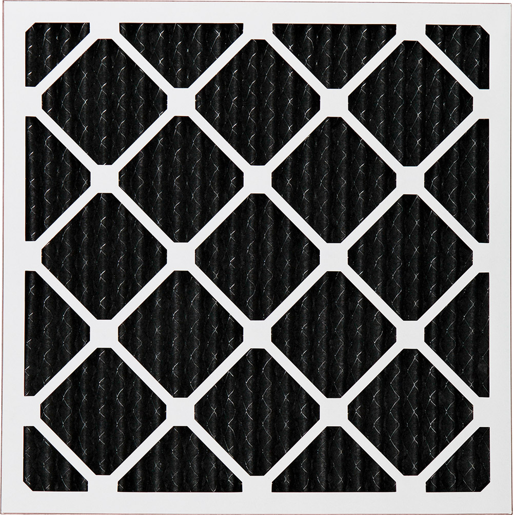 Nordic Pure 10x10x1 Exact MERV 12 Pleated AC Furnace Air Filters 1 Pack