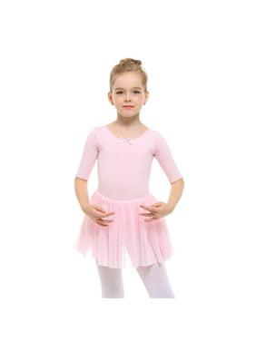 STELLE Ballet Tutu Leotard for Girls