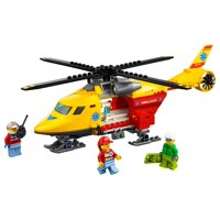 Deals on LEGO City Ambulance Helicopter 60179