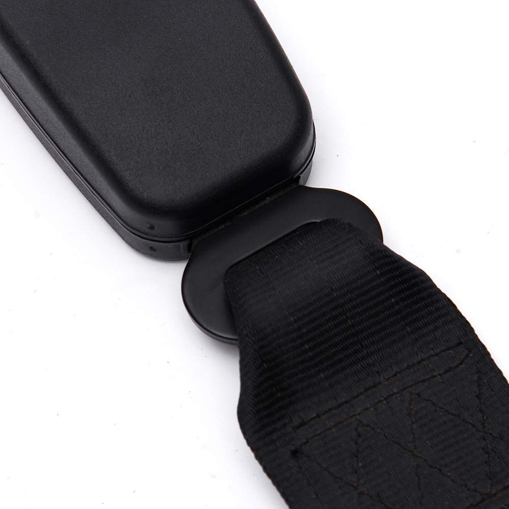 31.5 inches Seat Belt Extender For Kids 7//8 Metal Tongue Gray Obese people Pregnant Woman Seat Belt Extension For Children