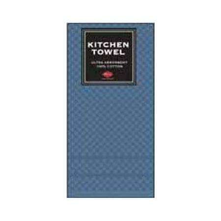 Pebble Kitchen - TOWEL KITCHEN SOLID PEBBLE BLU