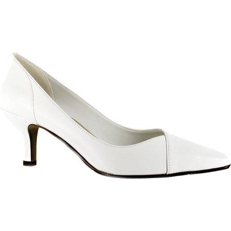 easy street chiffon women pointed toe pumps