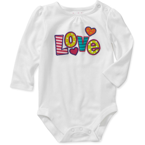 Garanimals Newborn Girls' Graphic Print