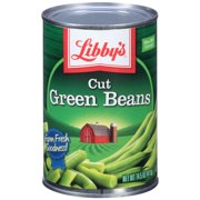 Libby's Cut Green Beans 14.5 oz. Can
