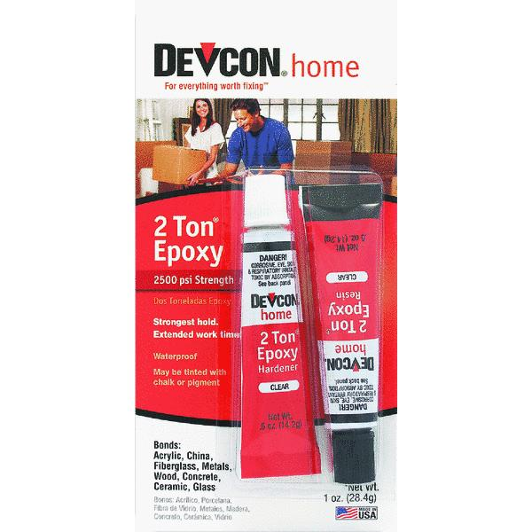 Devcon 2-Ton 2 Tube Epoxy