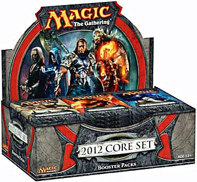 Magic The Gathering Magic 2012 Booster Box