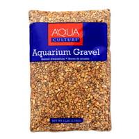 (2 Pack) Aqua Culture Aquarium Gravel, Neutral, 5-Pound