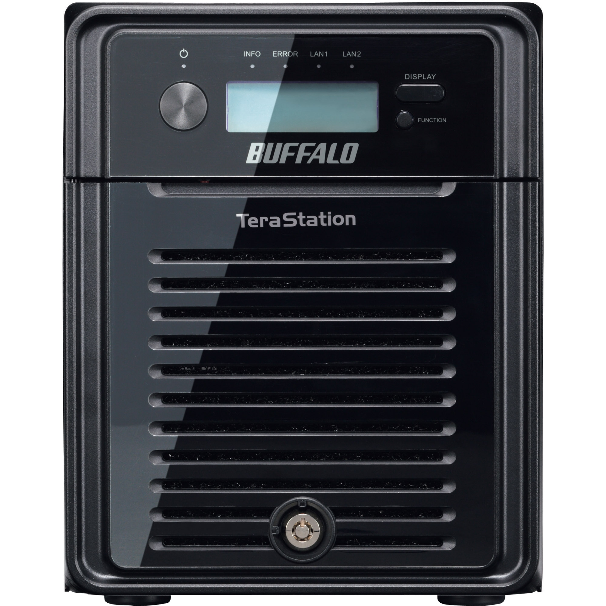 Buffalo 4TB TeraStation 3400 4-Drive Business-Class Network and ISCSI Unified Storage