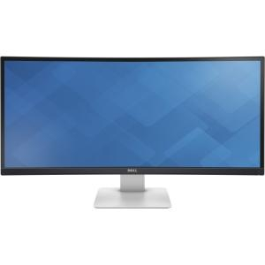 34IN CURVED LCD 3440X1440 1K:1 USB HDMI 8MS SPKR by DELL MONITORS