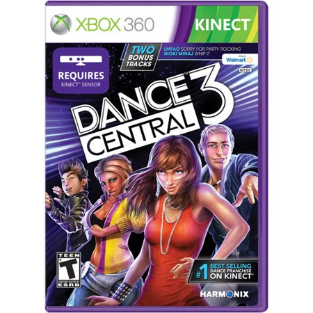 Dance Central 3 w/ Bonus 2 Tracks (Xbox 360) - Walmart com
