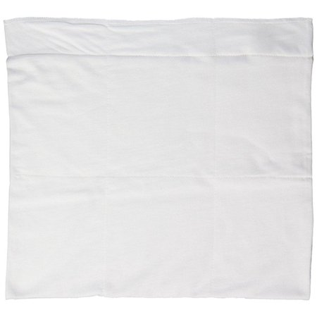 thirsties duo hemp prefold, white, size one (6-18 lbs)