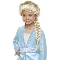Disney Frozen 2 Princess Elsa Dress Up Wig