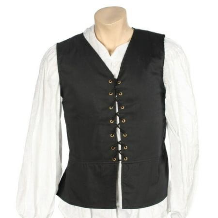 Vest - Renaissance (Men's Renaissance Vest)
