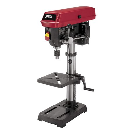 SKIL 3320-01 10 in. Drill Press with Laser (Head Drill Press)