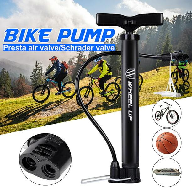 UK Cycling High-Pressure Ultra-Small Pump Portable Mountain Bike Inflator Pump