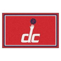 NBA - Washington Wizards 4'x6' Rug