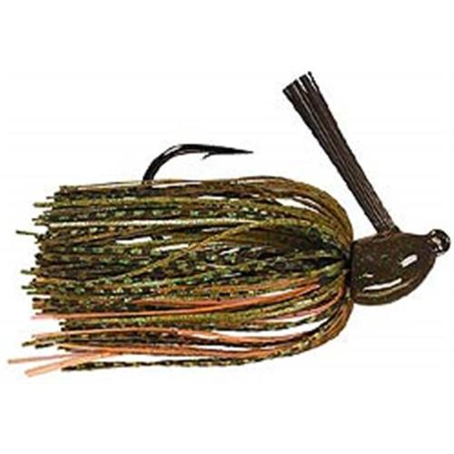 Strike King Hack Attack Heavy Cover Jig Bait (Sexy Craw, 0.5-Ounce)