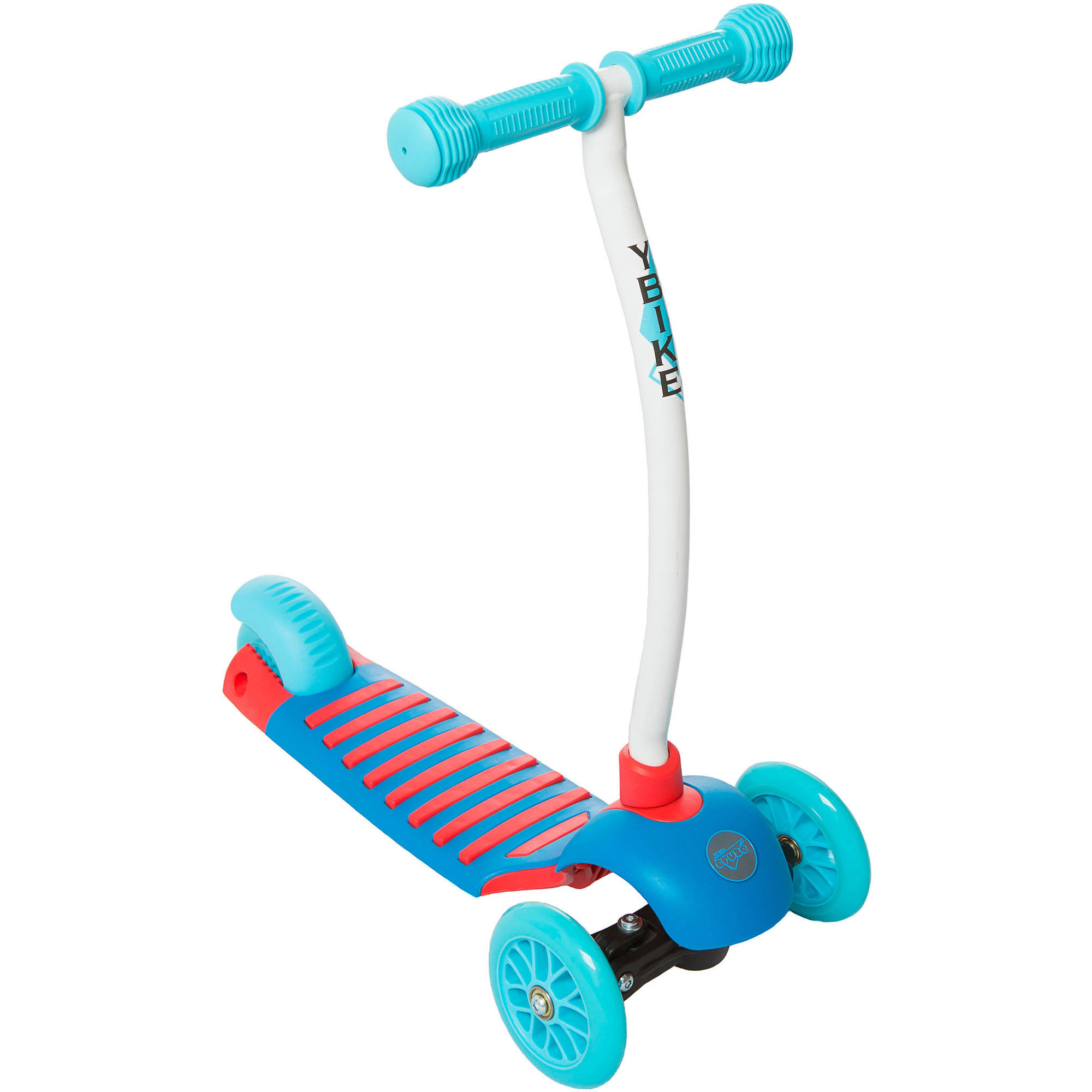 YBike GLX Cruze 3-Wheel Scooter by National Sporting Goods