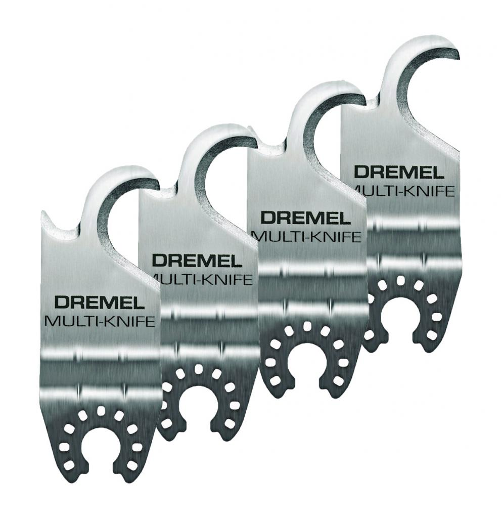 Dremel MM430 (4 Pack) Multi Knife Oscillating Tool Accessory # MM430-4PK