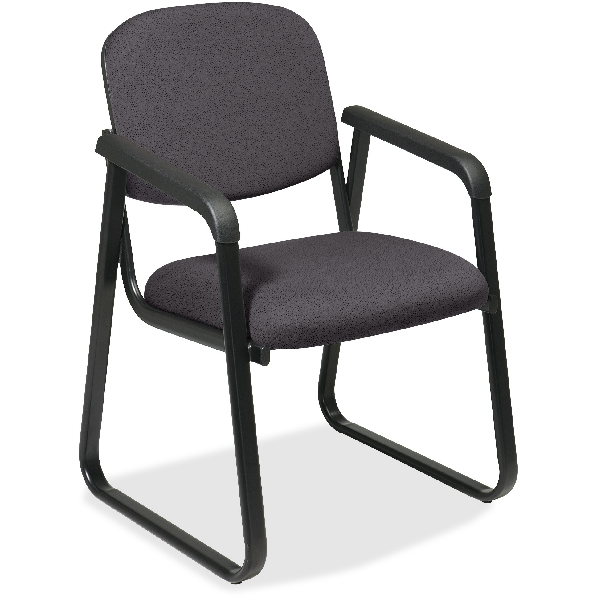 Office Star, OSPV441075, V4410 Deluxe Sled Base Arm Chair, 1 Each