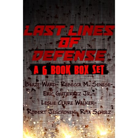 Last Lines Of Defense - eBook