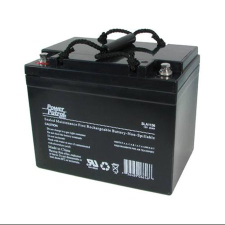 Lead Acid Battery >> Interstate All Battery Ctr Sealed Lead Acid Battery 12 Volt 34 Amp