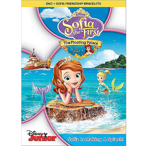 SOFIA THE FIRST-FLOATING PALACE (DVD)