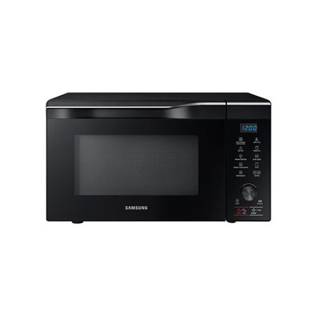 Samsung 1 Cu Ft Countertop Convection Microwave Black Stainless Steel