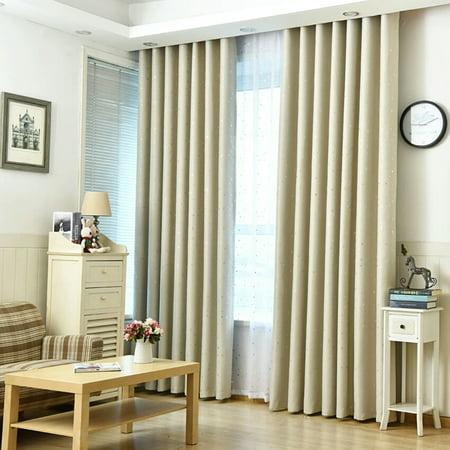 Blackout Curtains Sliding Patio Door Curtain for Living Room Window Patio  Door 98\