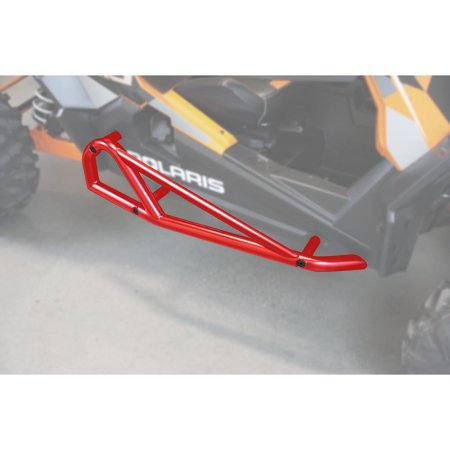 Moose Racing 0530-1450 Nerf Bar - Red