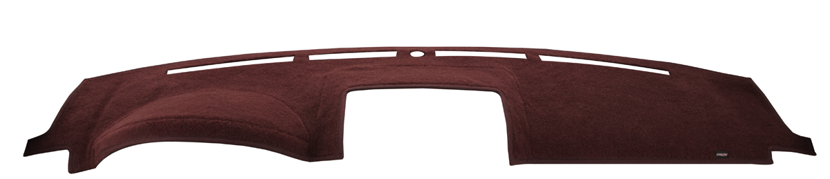 DashMat Original Dashboard Cover Toyota Sienna Premium Carpet, Smoke
