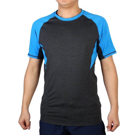 Breathable Short Sleeve Apparel Stretchy Sports T-shirt
