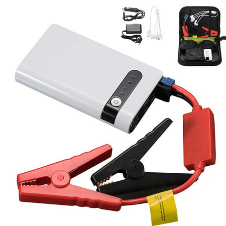 20000mAh Portable Car Jump Starter Power Bank Vehicle Battery Booster