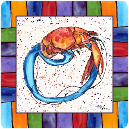 Beach And Seafood Foam Coasters - Set Of 4 - image 1 of 1