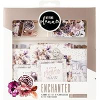 My Prima Planner Embellishments & Insert Kit-Enchanted