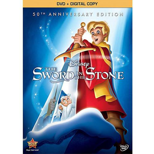 The Sword In The Stone: 50th Anniversary (DVD   Digital Copy) (Widescreen)