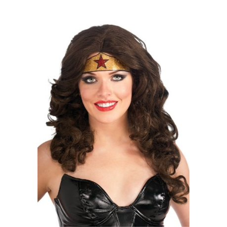 Rubies wonder woman crown temporary tattoo for Wonder woman temporary tattoo